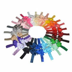 Sıcak 23color kaliteli Şerit kırlangıç saç şerit yay, çocuk DIY saç aksesuarları, kız saç IB481 fiyonklar hairbows