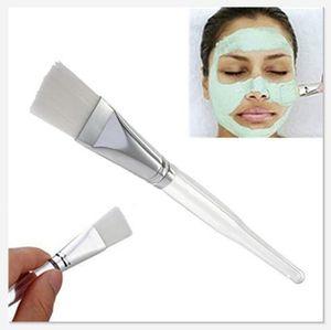 Venta al por mayor Cepillo Mujeres Tratamiento facial Cosmética Belleza Maquillaje Herramienta Inicio DIY Máscara de ojos facial Uso Máscara suave Mejor venta