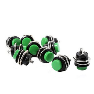5 Adet Anlık Push Button Anahtarı Kurulumu Delik 16mm R13-507 3A 125 V B00461