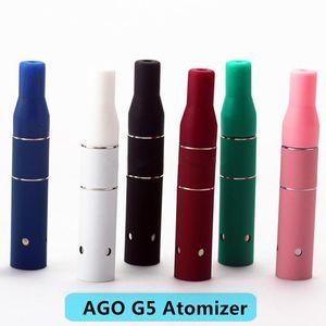 2018 새로운 AGO G5 챔버 Ago G5 분무기 블랙 블루 레드 핑크 화이트 실버 그린 DHL 무료 배송