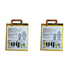 2 pz / lotto Originale 3550 mAh HB416683ECW Batteria di Ricambio Per Huawei Google Ascend Nexus 6P H1511 Batterie H1512 Batteria Batterij