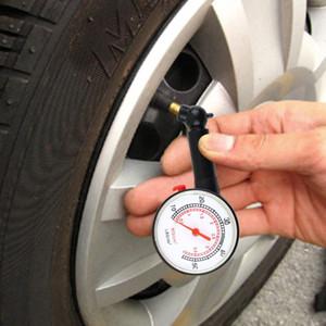 سيارة دراجة موتور الطلب الاطارات مقياس ضغط الهواء متر عالية الدقة سيارة الاطارات قياس الضغط لأدوات التشخيص السيارات 0.53.5 / 10--50