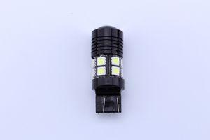 Оптовая 12 Вт супер яркий T20 W21W 7440 автомобилей Cree R5 излучатель LED Canbus безошибочное резервное копирование сигнала поворота обратные огни лай лампы