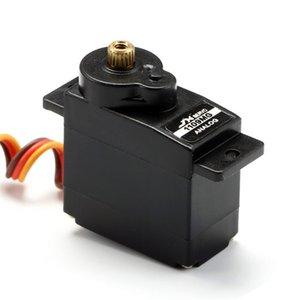 Servo analógico da engrenagem do metal de JX PS-1109MG 9g para modelos de RC