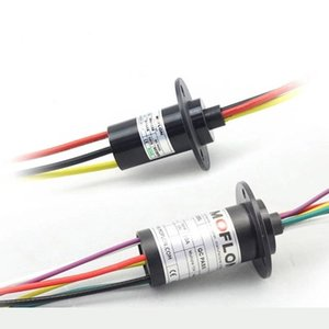 Large Current 15A 20A 30A 4 Channel 6 Channels Slip Ring Electric Collect Slip Rings Slip-ring