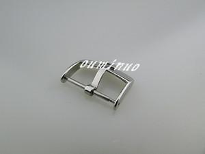 16 millimetri 18 millimetri 20 millimetri argento nuova sede lucidato cinturino cinturino fibbia ad ardiglione Per Omega Watch