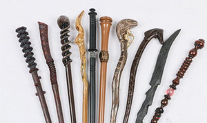 Волшебный мир Harri Wand Magic Potter Nagini Umbridge DEAN THOMAS YALLEX GARRILUNA LOUNGGOOD WAND с коробкой