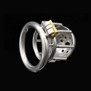 PA 성인용 A217Jouts Cage Chastity Steel Lock Sexuelstoys 스테인레스 장치 Jafnt