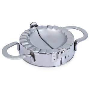 1PC Stainless Steel Dumpling Maker Eco-Friendly Pastry Tools Ravioli Maker Diameter 7.5cm 9.5cm Pastry Tools <$18 no tracking