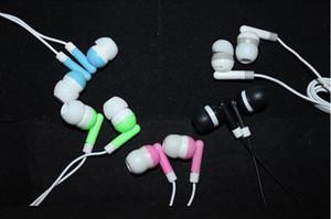 Wegwerfohrhörer preiswertester im Ohr Kopfhörer für bewegliches Telefon 3.5mm Earbud Kopfhörer für MP 3 4