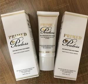 Hot New Brand Makeup Primed Poreless Skin Smoothing Foundation Face Primer 28g White Make Up New Style Fashion