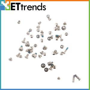 Original New Full Set Screws for iPhone 5 Full Screws Replacement Repair Parts black;silver free shipping by DHL