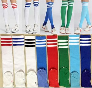 Sports Socks Stunning Soccer Baseball Football Sport Over Knee Ankle Men Women Unisex Socks Cotton Stockings Striped Socks
