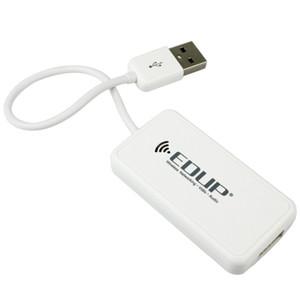 WiFi Disk Taşınabilir Sunucu Kablosuz Dosya Paylaşımı Depolama USB Sürücü Bilgisayar PC Cep Akıllı Telefon Tablet Için EDUP EP-3701