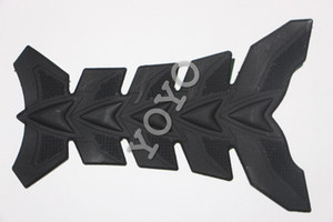 Motosiklet 3D Kauçuk Tank Pad Koruyucu Gaz Decal Sticker Honda CB1100F CB400 CB223S CB750 / ÖZEL HORNET 900 APE50 / 100 VTR