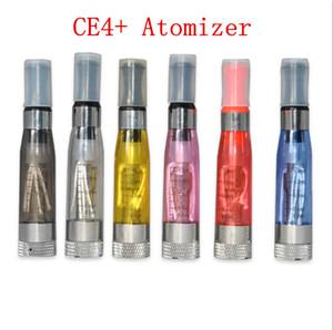 Ce4 + ce5 + rebuildable البخاخة لا الفتيل استبدال لفائف ce4 + ce5 + clearomizer ل بطارية الأنا مع dhl شحن مجاني