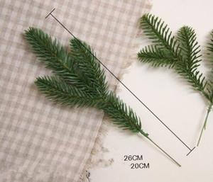 Nueva planta de simulación decorativa de árboles de navidad artificiales Arreglos de arreglos florales artificiales