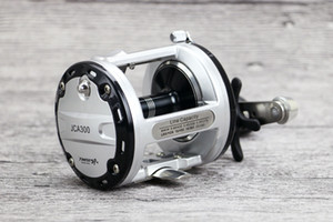 Trolling Reel Pesca Fishing 12+1BB Drum Wheel Carp Reels Centrifugal Brake Casting Sea Fishing Reel Saltwater Baitcasting Reel