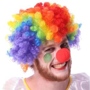 50 мм партия губка мяч Красный клоун волшебный нос для Хэллоуина партии Маскарад Christamas декоры аксессуар декоры HH7-206