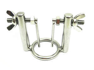 Regolabile uretrale maschio barella acciaio spina del pene uretra esplorazione castità dispositivi giocattoli del sesso per gli uomini xcxa145