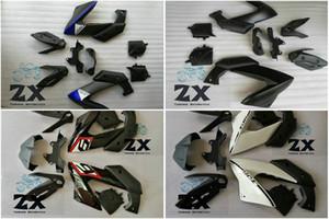 Injection Fairings für YAMAHA XJ6 Yamaha XJ6 2009-2012 09 10 11 12 YAMAHA XJ6 ZXMT Materie blau und weiß Karosserie-Verkleidung