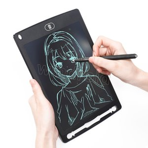Cheap 8.5 inch LCD Writing Tablet Drawing Board Blackboard Handwriting Pads Gift for Kids Paperless Notepad Tablets Memo With Upgraded Pen