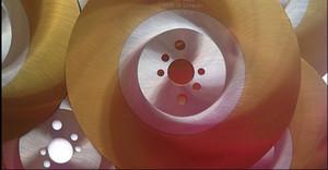 apol 10 inch 275 *1.0*32mm HSS-M42 high-speed steel saw blade cutting tools cutting stainless steel saw blade slitting wheel