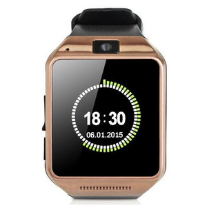 Smart Watch GV08 PLUS with 1.3MP camera TF card slot Bluetooth wrist watch smartwatch for Android mobilephone men and women