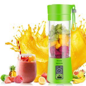Taşınabilir Usb Elektrikli Meyve Narenciye Sıkacağı Şişe El Milkshake Smoothie Maker Şarj Edilebilir Suyu Blender