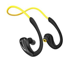 Awei A880BL سماعات أذن رياضية لاسلكية بلوتوث V4.0 مشبك الأذن سماعة للهاتف المحمول