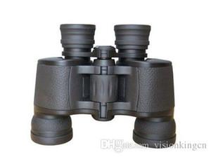 Jumelles professionnelles Visionking 8x40 pour voyager / chasser Télescopes HD Jumelles étanches Espace astronomique Couleur noire Télescopique