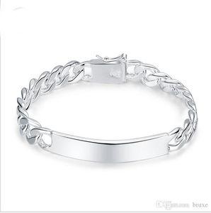 Un altro venditore di gioielli in argento con bracciale in argento da uomo produttore di gioielli fornisce al commercio internazionale una generazione di grassi