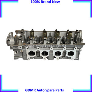 Engine petrol auto parts 16v G4EE cylinder head for Hyundai Accent Getz Verna 1399cc 1.4L 2005- 2006-