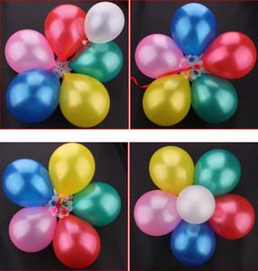 Цветок сливы воздушный шар клип цветок форма клип воздушный шар уплотнения свадебный стиль клип бесплатная доставка WQ11