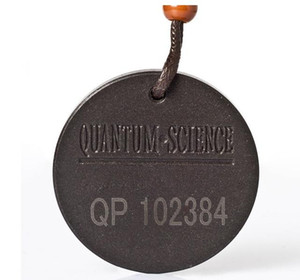 2016 hot new health Quantum Scalar Energy Pendant 2000 ~ 3000 ions Energy Power Lava Jewelry by free shipping