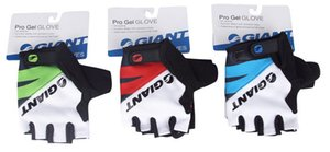 2016 GIANT Summer Cycling Hlaf Finger gloves Accesorios para ciclismo