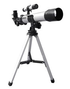 الأطفال عالية التكبير تلسكوب نظارات للرؤية الليلية عاكس سبائك الألومنيوم ترايبود مرآة فلكية 40x40 سنتيمتر