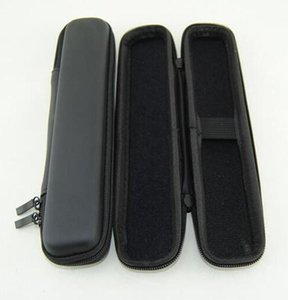 Ego Mini Zipper Cig Leather Case Ecigs Cigarette E Bag Start Long For Ce4 Protank Evod Kit Oshik