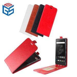 For Blackberry Motion 5.5 Inch Mobile Phone Pu And Soft Tpu Flip Leather Cover Case Homeware High Quality