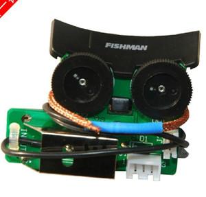 Fishman Pickups SONITONE undersaddle Captura W / guitarra acústica Para On Board Preamp sistema