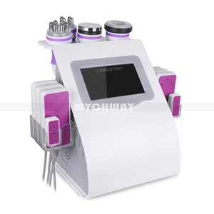2020 Top Vendeur 6in1 RF tripolaire Cavitation Radio Fréquence Laser 650nm 5mW corps Forme Minceur machine