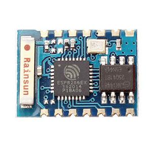ESP8266 Esp-03 Uzaktan Seri Port WIFI Alıcı Kablosuz Modülü AP + STA B00306