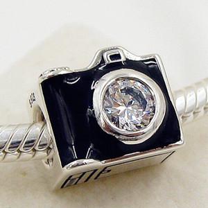 2015 Yeni Sonbahar 100% ile 925 Ayar Gümüş Sentimental Anlık Charm Charm Avrupa Pandora Takı Bilezikler Kolye Uyar