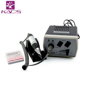 Wholesale-KADS 35W Black Pro Electric Nail Drill Machine Nail Art Equipment Manicure Pedicure Files Electric Manicure Drill & Accessory