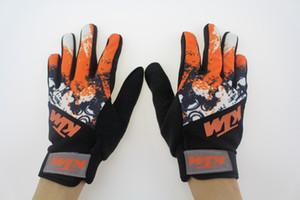 2016 motoqueu motoqueiro motoqueiro 오토바이 레이싱 장갑에서 벗어난 새로운 패션 스타일 KTM GLOVES guantes ciclismo full 손가락 무료 배송