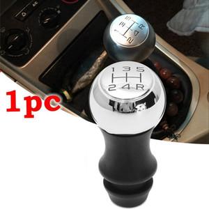 High Quality 5 Speed Aluminum Alloy MT Gear Stick Shift Knob For Peugeot 106 206 207 307 308 406 408 Sports Lever HandBall