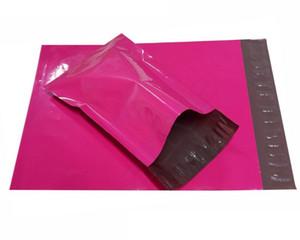 All'ingrosso-Size: 160 * 220 millimetri, programmi di posta poli imbottiti, programmi di posta poli spedizione buste sacchi 17 rosa, buste per i neonati
