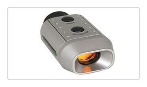Distance portative 1000m de télémètre portatif de portée du golf 7X de Digital des Etats-Unis avec le cas capitonné le plus nouveau