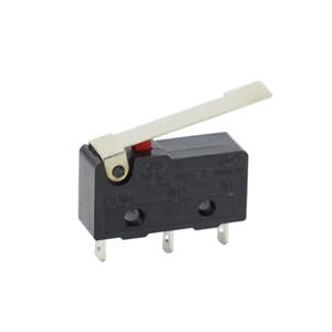10PCS limite Switch, 3 Pin longo punho, N / S N / C Todos Nova 5A 250 V CA KW11-3Z Micro Switch Factory venda directa