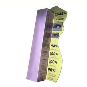 ¡En stock! Volumen Máscara de oro rosa Mejor que el amor Máscara de alta calidad Cool Black Mascara DHL envío gratis ¡Calidad superior!